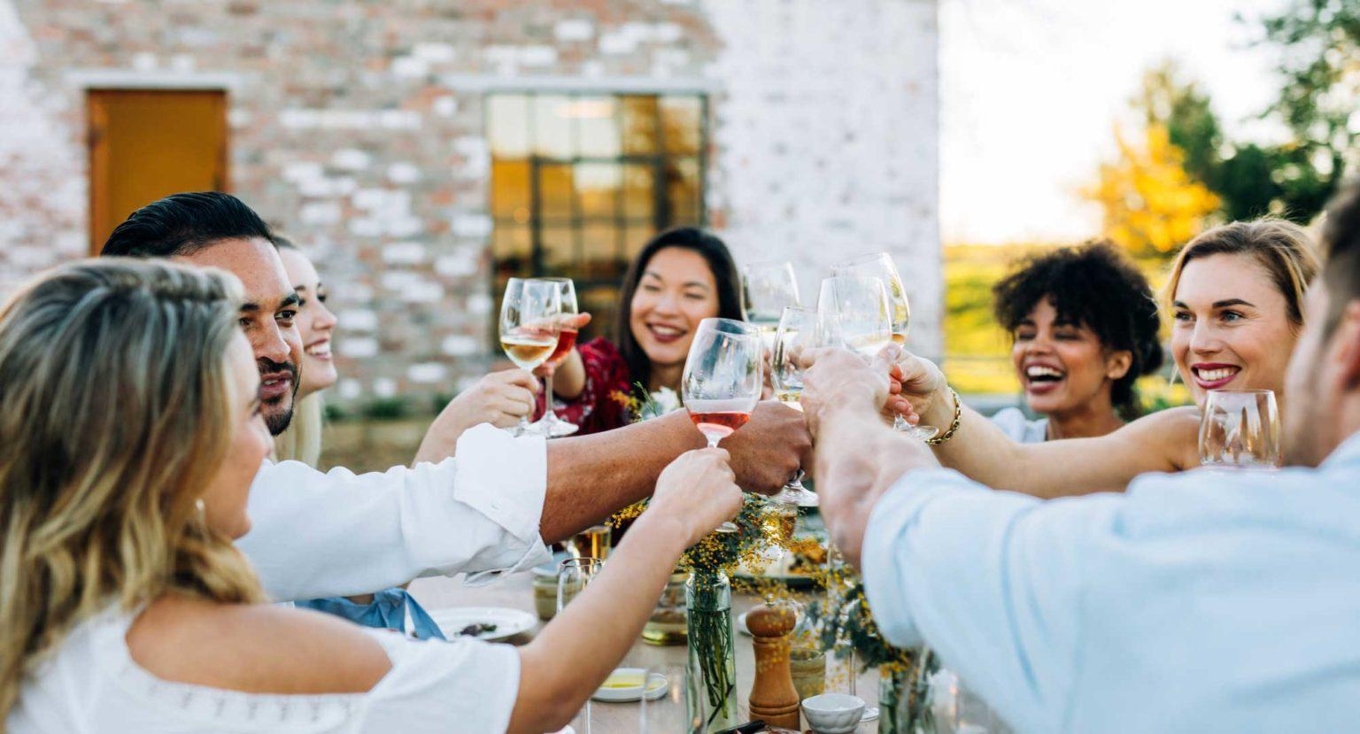 Winery Social Media