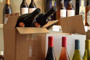 Wine Unboxing