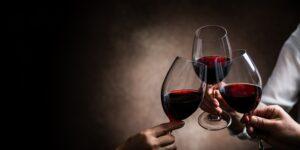 wine toast