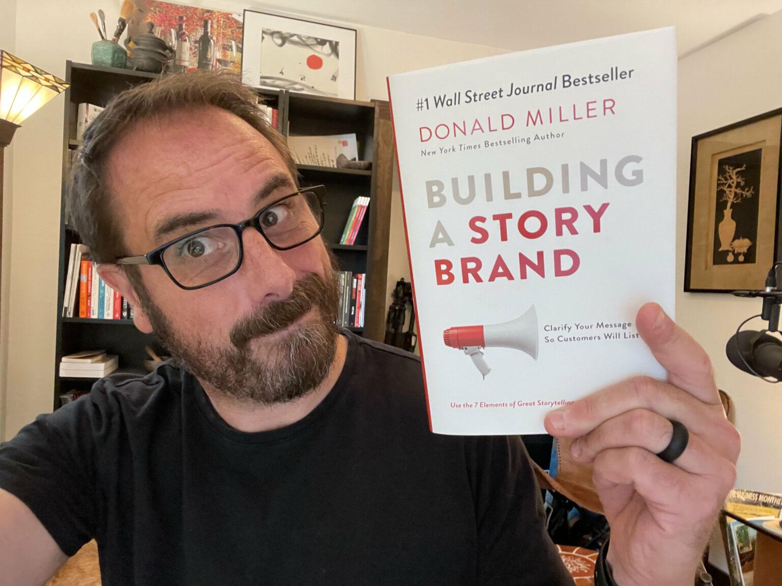 Drew Hendricks Storybrand Framework for Wineries