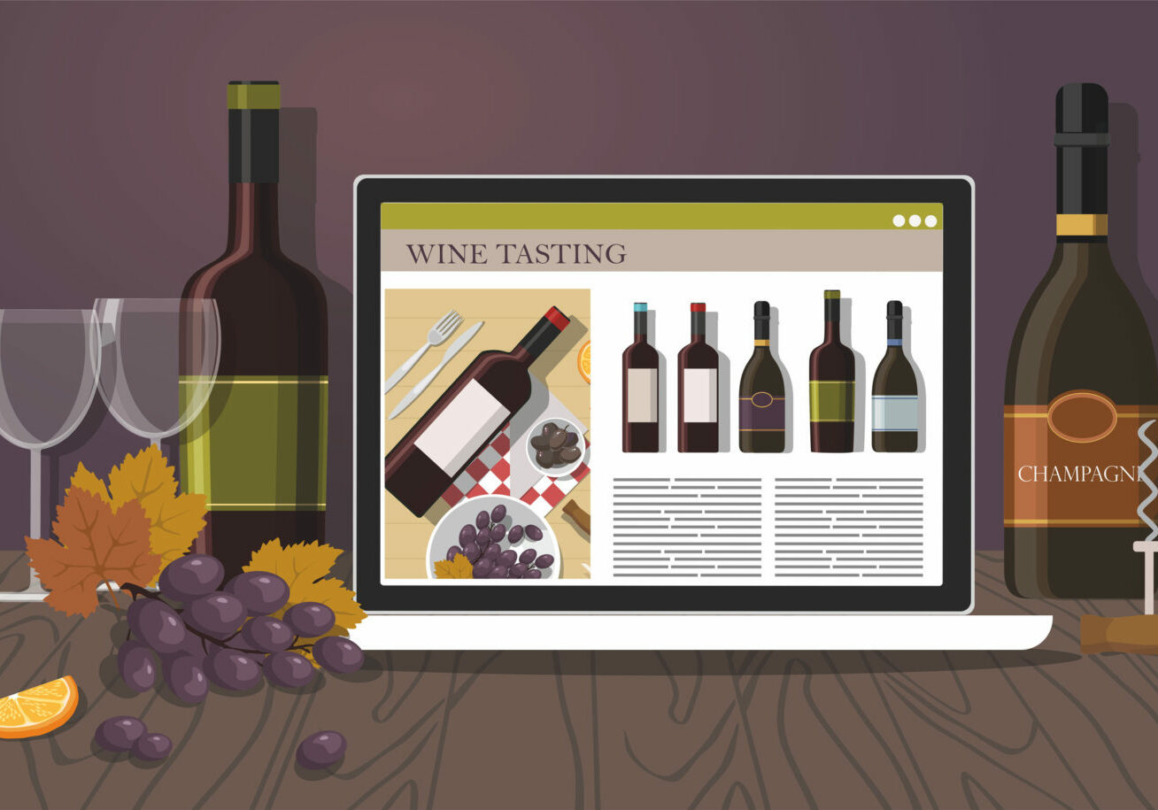 drive more traffic to your winery website